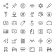 Office icon set.