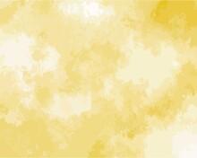 Coarse Watercolor Yellow Wallpaper