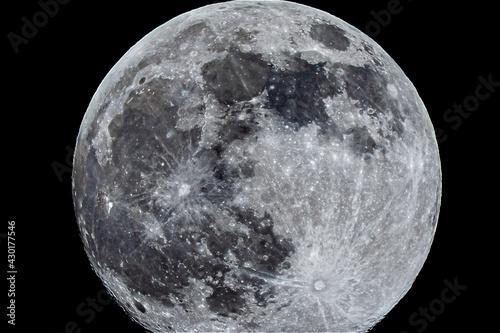 Fotomural 満月-super moon-