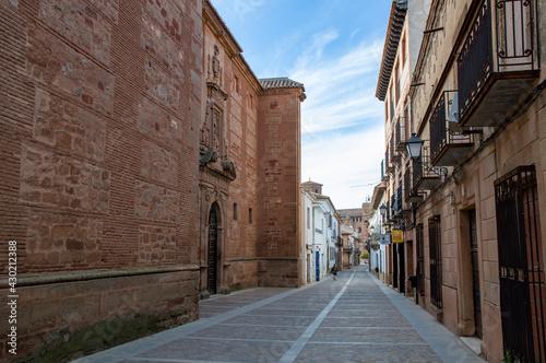 Fotografija Villanueva de los Infantes, Ciudad Real, Castilla la Mancha, España