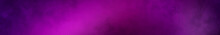 Purple Violet Gradient Grungy Banner Texture Background In 8K High Resolution For Ads And Marketing With Space For Text