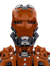 Master Cyber Robot Id Profile Picture