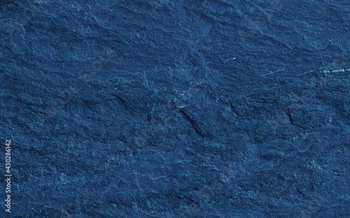 Canvas Print Beautiful Abstract Grunge Decorative Navy Blue luxurious
