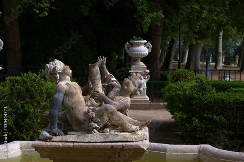 rxeźba stara zabytkowa kamień sztuka aranjuez