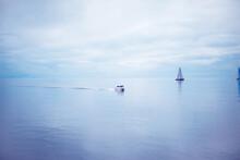 Sea And Cloud.