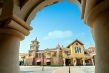 The Characteristic Buildings Of Hainan Haihua Island