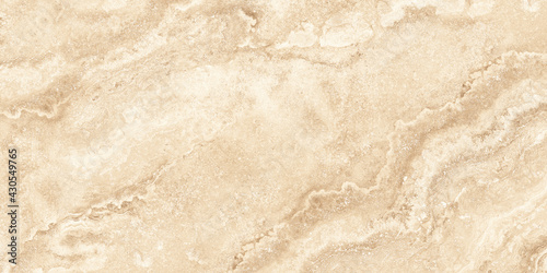 Obraz na plátně yellow marble texture background, italian slab marble texture used for ceramic w