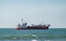 Trailing Suction Hopper Dredger Ship