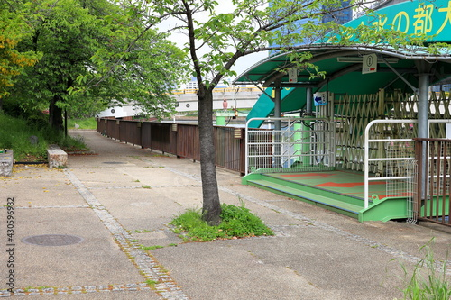 Slika na platnu 大阪城公園 大阪 日本