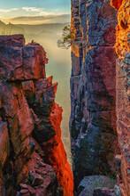 Sedona Craggy Rock