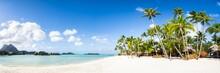 Summer Vacation At A Luxury Beach Resort On Bora Bora, French Polynesia