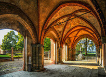 Founded In 1188 And Rebuilt In The 14th And 15th Centuries, The Abbey Of St. Anthony Was Intended For The Recreation Of Pilgrims And The Treatment Of Patients With Anthony's Fire And The Plague.