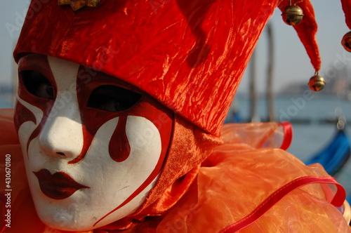 Obraz na plátne Carnevale di Venezia
