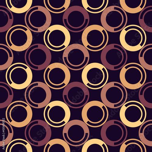 Tapety Eklektyczne  ozdoba-w-kropki-powtarzajace-sie-kola-wzor-nowoczesny-stile-geometryczne-tlo-nadruk-na-powierzchni-z-motywem-geo