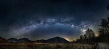 Milkyway Panorama Shot