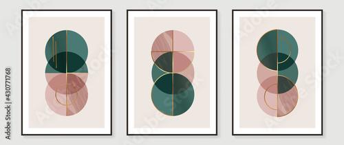 Fotografía Abstract Math art background vector