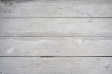 Grey Wood Planks Background Wall. Copy Space, Simple Texture, Hardwood Surface Concepts