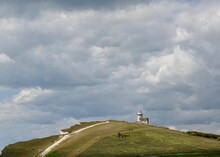 Clouds Over Bell Tout Lighthouse
