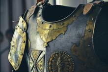 Polish Hussar Armor Side View