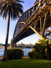 Sydney Harbour Bridge, Sydney, NSW, Australia