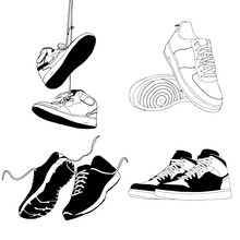 Sneakers Bw