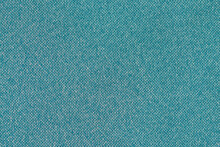 Luxury Turquoise Fabric Sample Close-up. Can Be Used As Background.