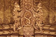 Buddhist Temple (wat Phra That Lampang Luang) In Lampang (thailand)