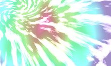 Abstract Colorful Tie Dye Background