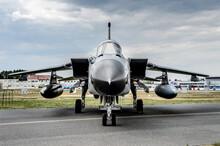 Tornado Jet Fighter On Tarmac