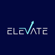 Elevate Letter Logo Design