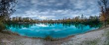 Le Lac Magique En Journée