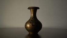 Metalic Japanese Jar