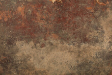 Old Brown Worn Leather Texture Background