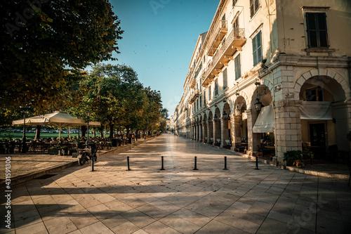 Architektura wenecjańska, Korfu
