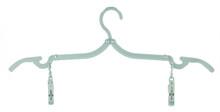 Coat Hanger Foldable Isolated On White Background