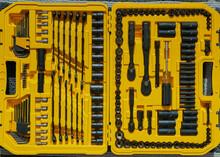 Caja De Herramientas De Trabajo Juego De Llaves Y Dados Y Allen