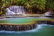 Kuang Si Falls, waterfall, Luang Prabang Laos