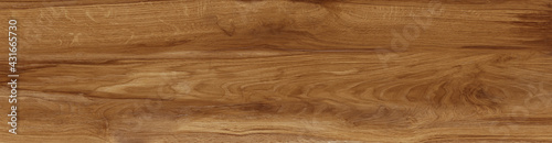 Obraz Natural oak texture with beautiful wooden grain, walnut wooden planks, Grunge wood wall. - fototapety do salonu