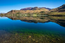 Robinson And Buttermere, English Lake District.
