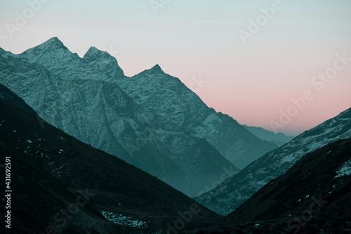 Himalaya - fototapety na wymiar