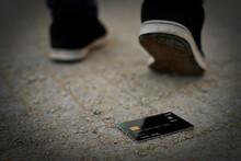 Loosing A Credit Card At The Street
