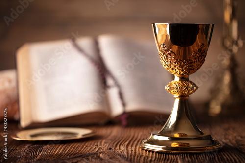 Fotografia Catholic religion concept