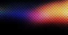 A Dots Texture Background Color