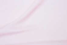 Abstract Blurred Soft Pink Fabric Texture Background, Silky Pink Fabric Background, Valentine Background Idea