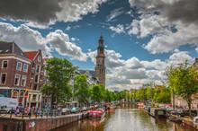 Westerkerk Church At Amsterdam The Netherlands 2-7-2019