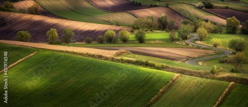 landscape of region - fototapety na wymiar