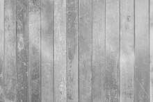 Concept Of Creating A Black And White Image For The Background. Black Vertical Plank. Old Wood Plank Vertical Stripe Black And White.