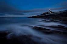 Lighthouse, Maine