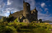 Kilchern Castle, Scotland