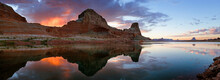 Padre Bay, Lake Powell, Glen Canyon National Recreation Area